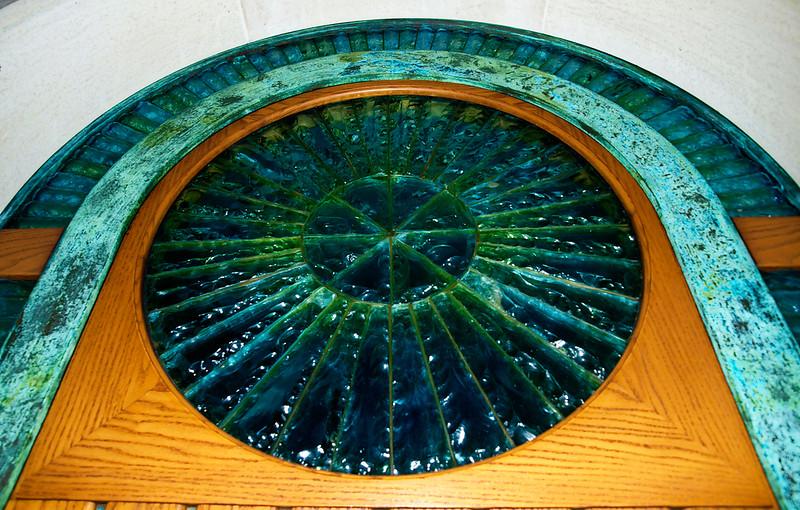 Glasswork...