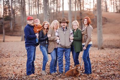Taylor Porter Family 2019