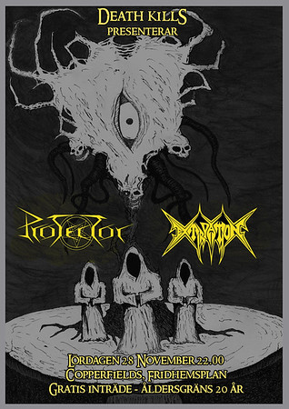 PROTECTOR - Copperfields 28/11 2015
