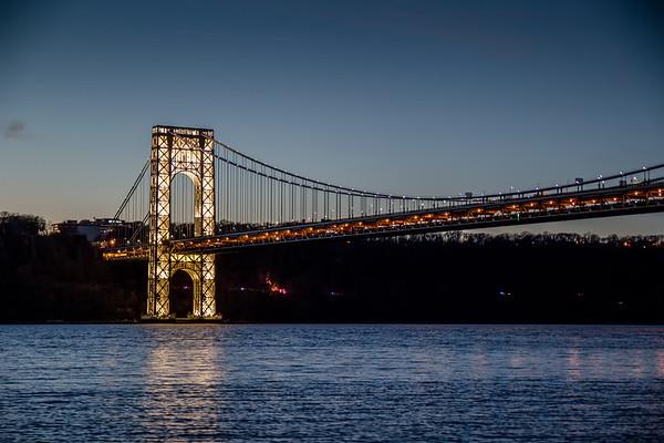 nyc :: george washington bridge