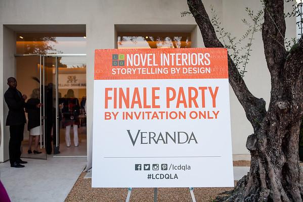 Veranda Finale Party- McKnnon & Harris