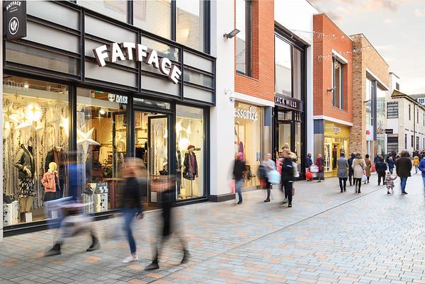 London Retail Photography - Bond Street