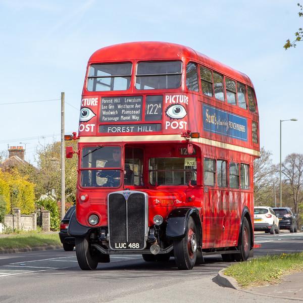 LUC488 London Transport RT4139