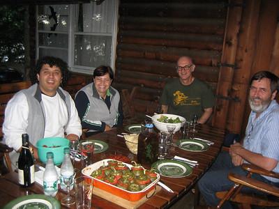 Joe & Barbara, Kalin and Mina