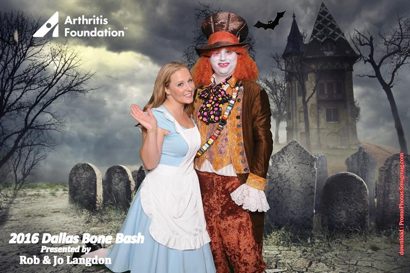 Arthritis Foundation Dallas Bone Bash 2016