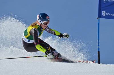 U.S. Alpine Championships 2014 Women's GS