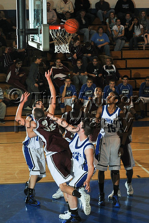 Phillipsburg Varsity Boys BB -v- @ Warren Hills Regional