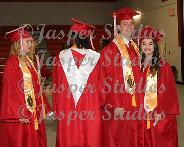 HCHS Graduation 2016