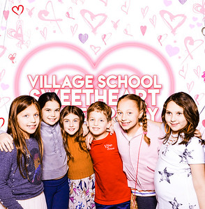 Village School Sweetheart Dance