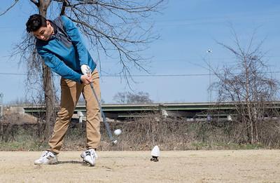 Boy's Golf