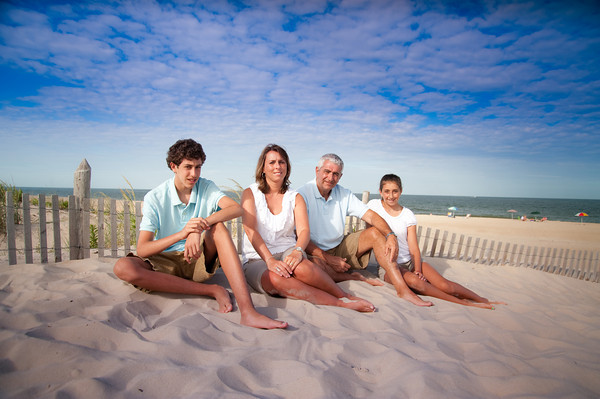 Levantis Beach Family Portrait