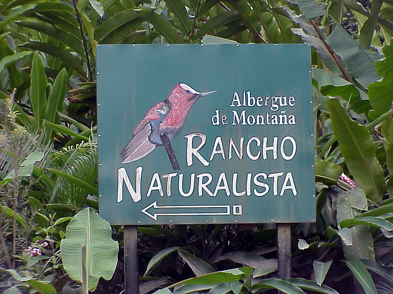 Rancho Naturalista entrance sign Costa Rica 2-12-03 (50898223)
