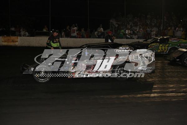 Hancock County Speedway - Britt
