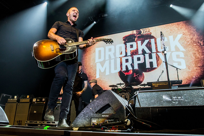 Dropkick Murphys Perform at WaMu Theater in Seattle