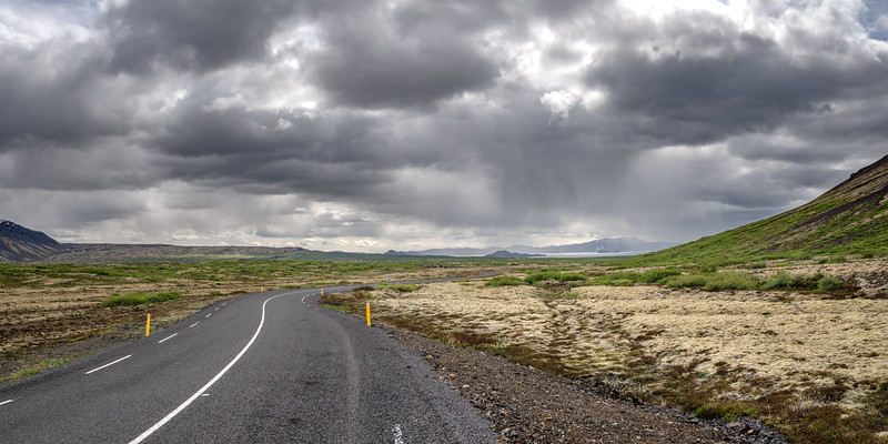 Ring Road in Iceland  Photography by Wayne Heim