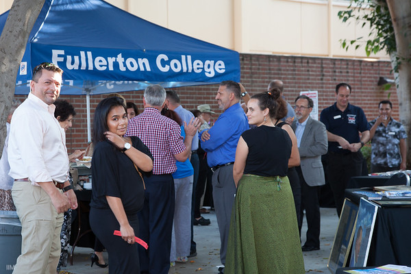 Fullerton College Foundation Sunset Mixer 2017