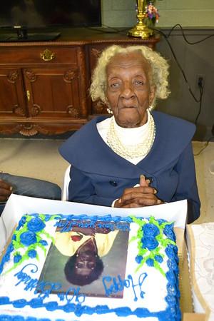 Doris Reid's 90th Birthday Celebration