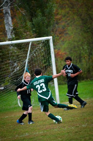 Middle School Soccer Slideshow