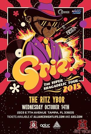 GRiZ: The Super Shagadelic Tour