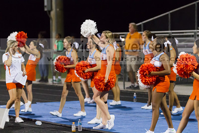 JV Cheerleading - 2013