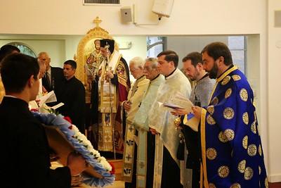 Nativity of the Theotokos Great Vespers 2013