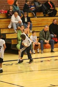 Spurs - Jr War Eagles Baketball
