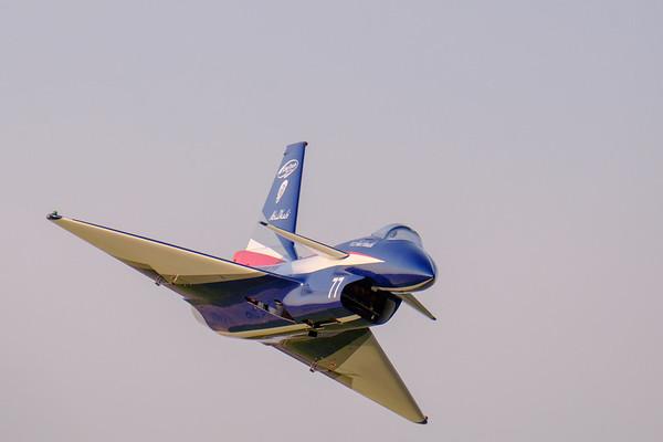 RCM aircraft