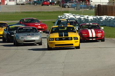 Sunday Group 1 Race - 2006 Fall Frolic