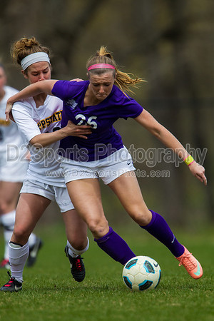 High Point vs Appalachian State 4/6/2014