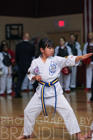 Karate America 2016 Graduation, Orange Park Performing Arts Academy