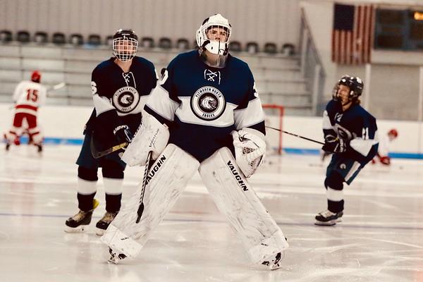 Plymouth North Hockey vs. Silver Lake