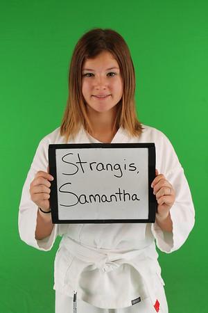 Samantha Strzngis