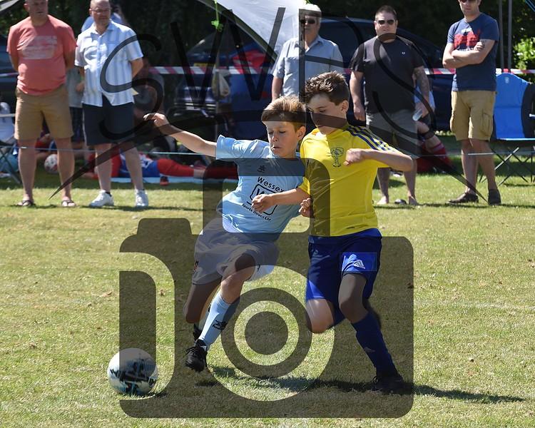 Wimborne + Holts v Ash Rovers U11's