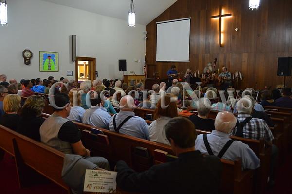 09-27-15 NEWS Bluegrass Gospel Music Fest