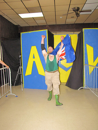 """ACW Heavyweight Championship Qualifying Match for Summer Showdown """"Thunder From Down Under"""" Michael Foster vs. """"Dynamite"""" Doug Summers"""