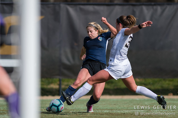 NC Courage at Wake Forest 3-20-2019