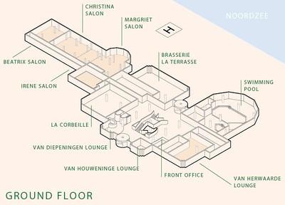 Floorplans Hotel
