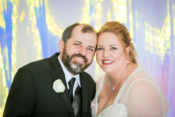 Lori & Bart's Wedding Day!