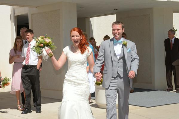 Korey and Holly's Wedding June 2014