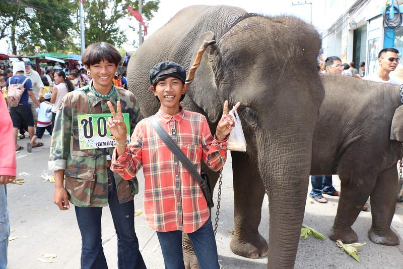 2014-11-14 Surin Elephant Welcome Feast 460.JPG