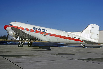BAT (Bergen Air Transport) (1st)