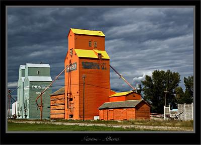 Grain Elevators  Alberta