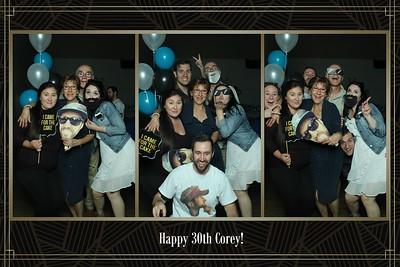 Corey's 30th
