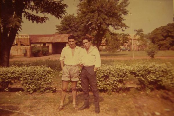 Andrada 11-9-66  José T Salvado e Victor