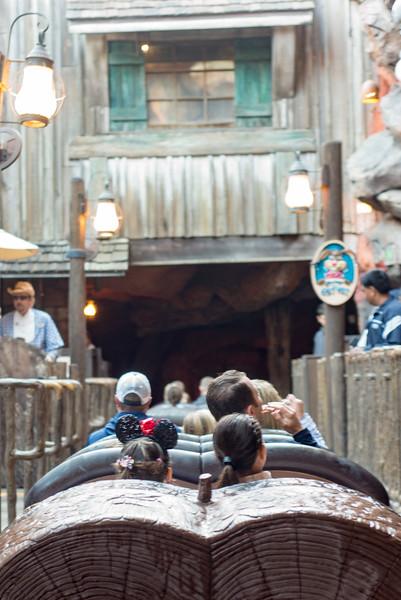Splash Mountain Finished - Magic Kingdom Walt Disney World