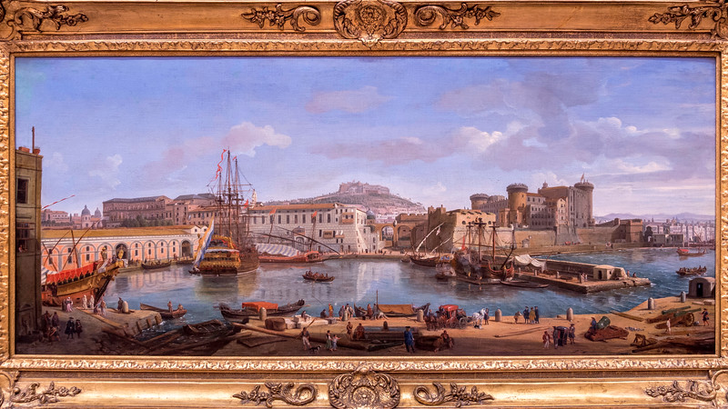 01740 Caspar Adriaansz van Wittel 1700 The Darsena, Naples.jpg