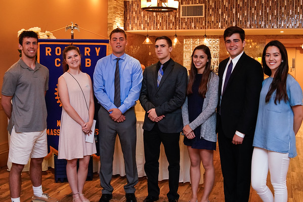 Rotary Scholarship Dinner 2018