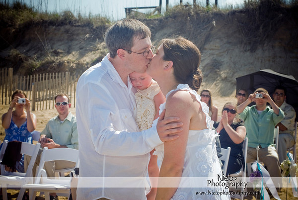 May 9th - Angela & Tom - Kill Devil Hills, NC
