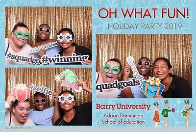 Barry Education Holiday Celebration 2019