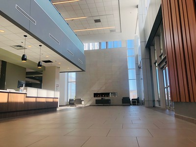 New Hospital Update - March 25, 2019